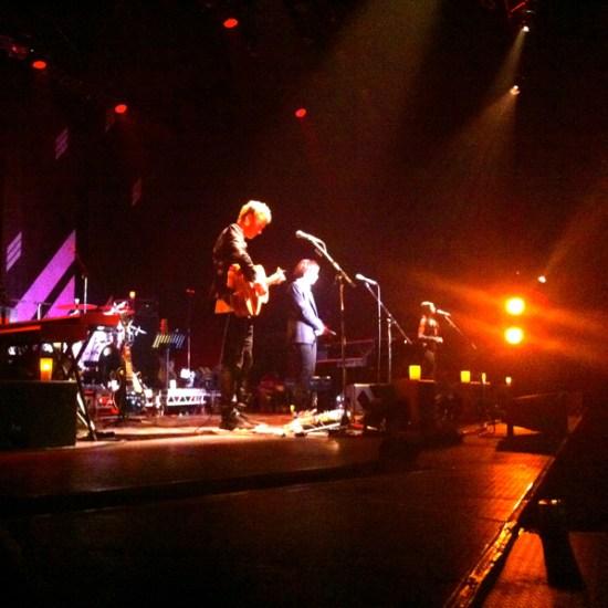 25 november 2012, Rufus Wainwright en band in de Heineken Music Hall
