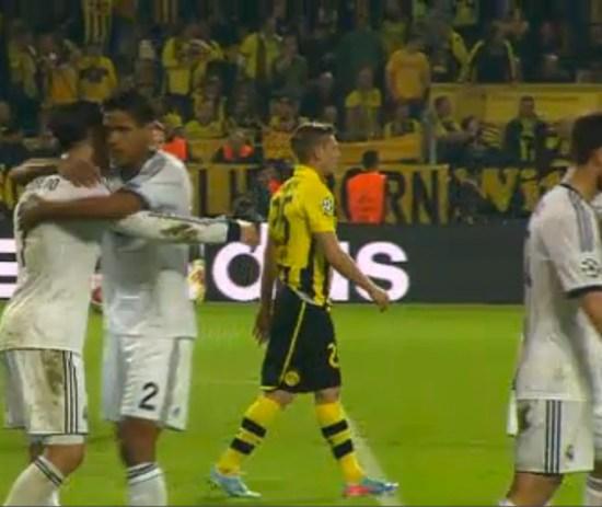 Dortmund-Real Madrid