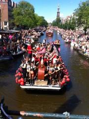 Amsterdam Gay Pride 2013