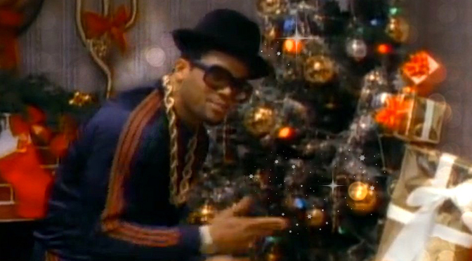 Run DMC Christmas in Hollis
