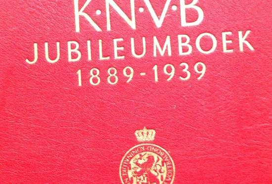 KNVB Jubileumboek 1889-1939