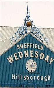 Om zes over drie stond de wereld stil in Sheffield