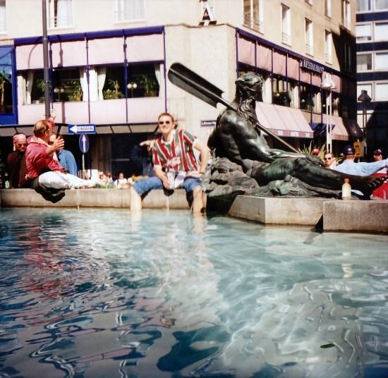 24 mei 1995, Wenen