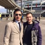 Marco Pantelic en TIm Bloetjes