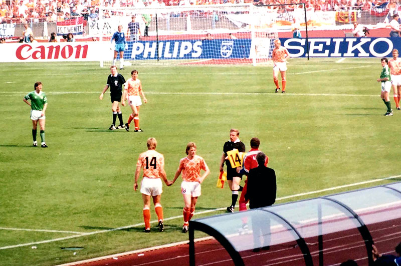 Nederland-Ierland 1988
