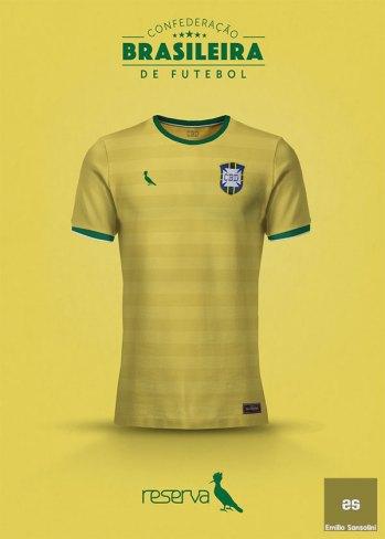 Brazilie - Reserva