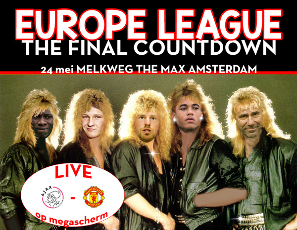Europe League the Final Countdown