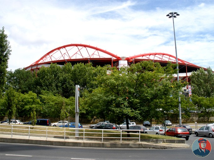 Estadio da Luz - Lissabon