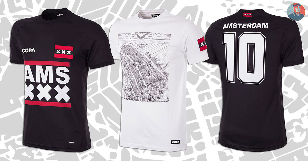 COPA Amsterdam Shirts
