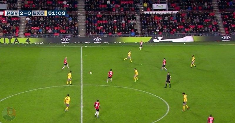 PSV-Excelsior 2018-2019
