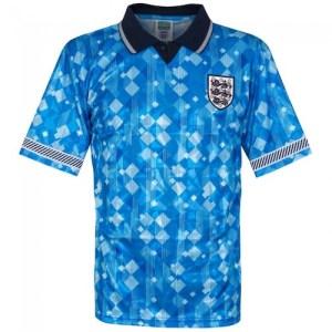 Engeland derde shirt 1990