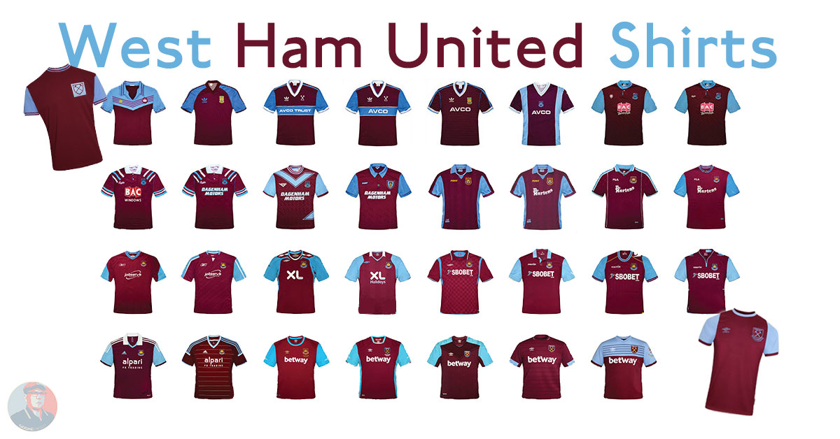 West Ham United Shirts