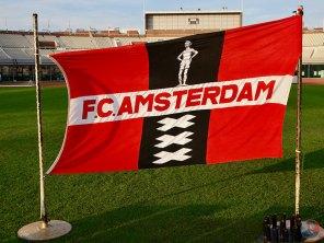 FC Amsterdam scheurkalender presentatieFC Amsterdam scheurkalender presentatie