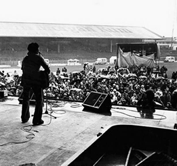 Bob-Marley in Cardiff