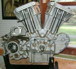 1999 Harley Davidson Sportster 883 Engine