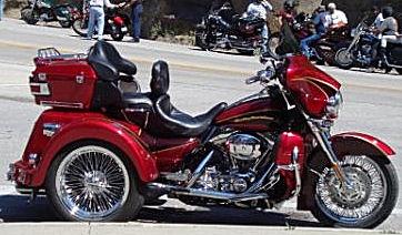 2005 Harley Davidson Lehman Trike