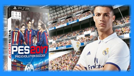 Pro Evolution Soccer 2017 (PSP) - Patch Download | GO GO