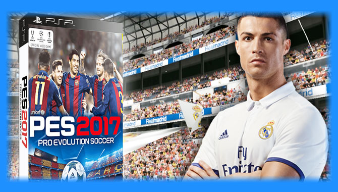 Pro Evolution Soccer 2017 (PSP) - Patch Download