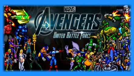 Avengers: United Battle Force (Demo) - Openbor Download | GO GO Free