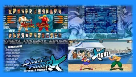 Street Fighter X The World Warrior - Mugen Download | GO GO Free Games