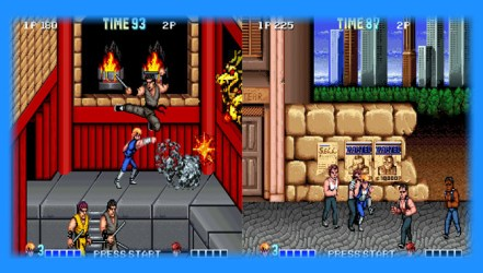 Double Dragon Reloaded - Openbor Download | GO GO Free Games