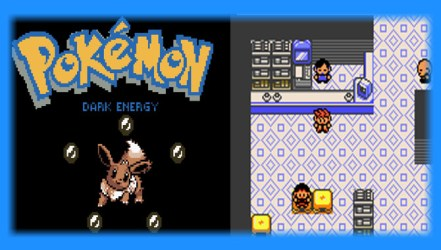 Pokemon Dark Energy (GBC) - Hack Download | GO GO Free Games