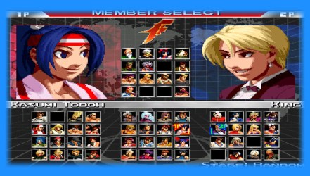 😱 Download kof mugen android | The King Of Fighters Mugen