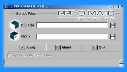 PPF Patcher - Application Download | GO GO Free Games