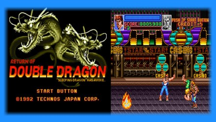 Return of Double Dragon (SNES) - Hack Download | GO GO Free