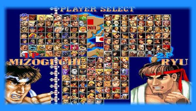 Street Fighter II Deluxe 2 - Mugen download