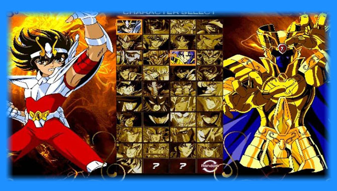 Saint Seiya: Ultimate Cosmo 2.0 - Mugen Download