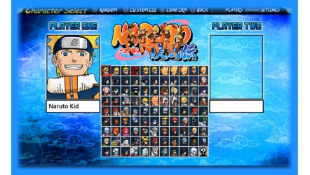 Naruto Konoha Legends - Mugen Download | GO GO Free Games