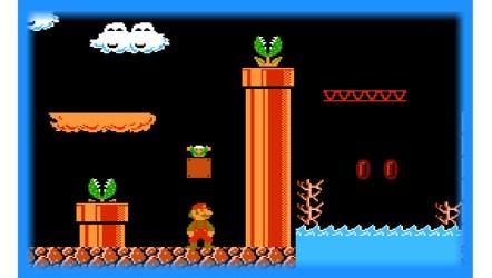 Super Mario Bros  3: The Forgotten Worlds - Hack Download