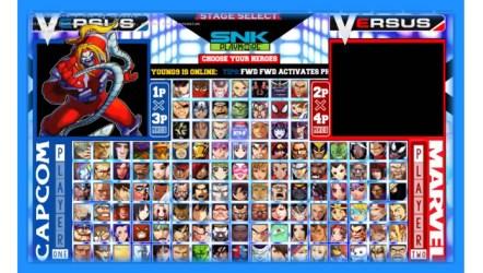 RetroVersus (Marvel vs Capcom vs SNK with TAG) - Mugen Download   GO