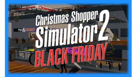 Christmas Shopping Simulator.Christmas Shopper Simulator 2 Black Friday Game Download