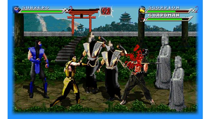 Mortal Kombat Outworld Assassins - Openbor Download   GO GO
