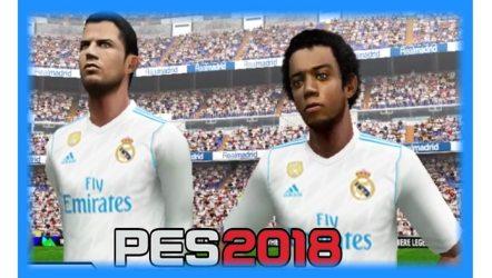 Pes 2018 demo download mac | Pro Evolution Soccer 2018 Download