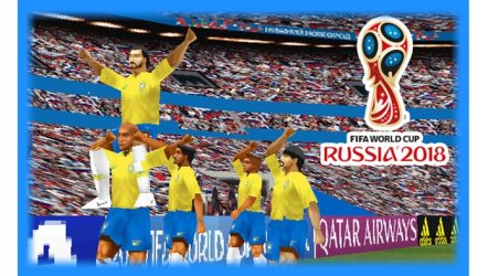 Winning Eleven FIFA World Cup Russia 2018 (PS1) - Hack | GO GO Free