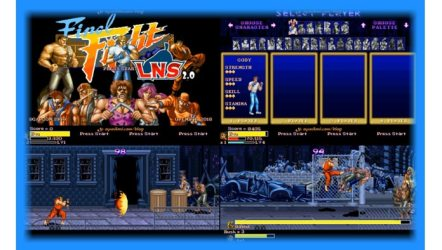 Final Fight Gold Plus LNS 2 0 - Openbor Download | GO GO Free Games