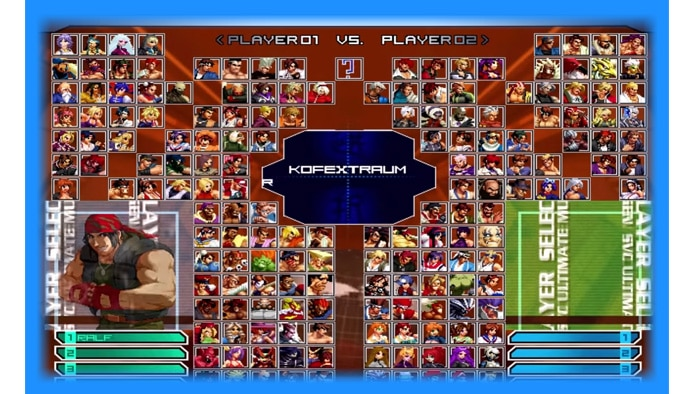 The King of Fighters Extra Plus 2018 - Mugen Download
