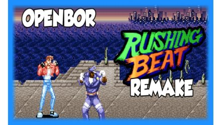 Rushing Beat Remake - Openbor Download | GO GO Free Games