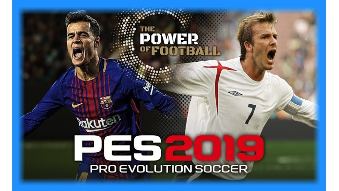 Pro Evolution Soccer 2019 (Crymax) (PS2) - Hack