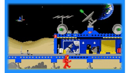 Classic Space Adventure - Browser Game   GO GO Free Games