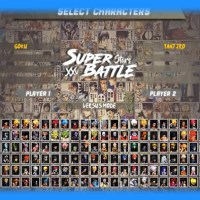 Anime Super Battle Stars XXV - Mugen Download