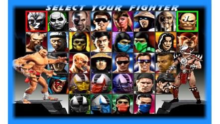 Mortal Kombat Trilogy X (Ultimate MK3 MOD 1 5) - Mugen