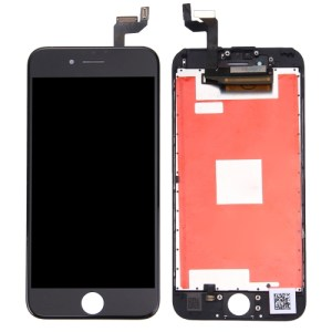Ersatzdisplay für iPhone 6s (LCD + Frame + Touch Pad) (Black)+Repair Kit