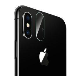iPhone X Kamera Linsenschutz Tempered Glass
