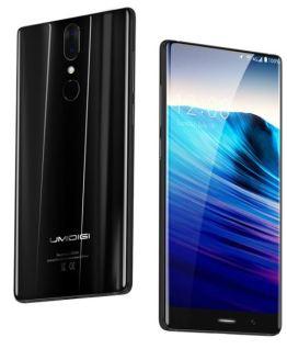UMIDIGI UMI CRYSTAL 4GB RAM 64GB ROM MTK6750T 1.5GHz Octa Core 5.5 Zoll 2.5D Corning Gorilla Glass Sharp FHD Bezel-less Bildschirm Dual Kamera Android 7.0 4G LTE