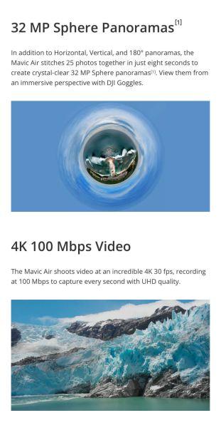 DJI Mavic Air 4K