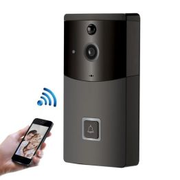 1. B10 ist nicht nur eine optische Türklingel, sondern auch ein völlig neuer Lebensstil. 2. Überwachen Sie alles, was zu Hause passiert, überall und jederzeit, egal wo Sie sind. 3. B10 visuelle Türklingel, Wireless, einfache Installation, ultra lange Zeit Standby, Zwei-Wege-Talkback, Geschwindigkeit Interaktion, Ihr Zuhause ist auf Ihrem Handy. 4. Unterstützung Handy und APP Synchronisation Management, integrierte WiFi, zuverlässige Verbindung und Übertragung, Ausrüstung außerhalb der Tür, ist die Verbindung gleichermaßen reibungslos. 5. Das Telefon kann das Gerät aktiv aus der Ferne aktivieren und das Bild, das Sie sehen möchten, aktiv überwachen. 6. Automatische Aufnahme, mit Speicherfunktion, flexibler Speicher für alle Aufnahmen.